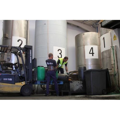 Recogida de Residuos de Peligrosos y No peligrosos