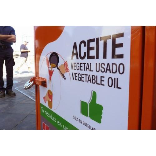 Recogida de Aceite
